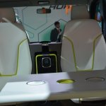 Tata ADD Venture Concept seats from Auto Expo 2014