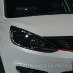 Tata Bolt customized Auto Expo grille