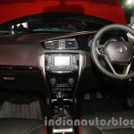 Tata Bolt launch images cabin