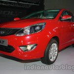 Tata Bolt launch images front quarter 2