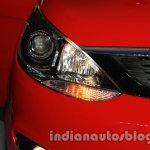 Tata Bolt launch images headlight