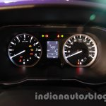 Tata Bolt launch images instrument cluster