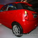 Tata Bolt launch images rear quarter