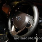 Tata Bolt launch images steering 2
