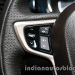 Tata Bolt launch images steering buttons