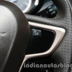 Tata Bolt launch images steering leather