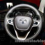 Tata Bolt launch images steering