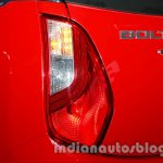 Tata Bolt launch images taillight