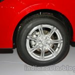 Tata Bolt launch images wheel front