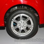 Tata Bolt launch images wheel
