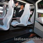 Tata ConnectNext Concept floating seats