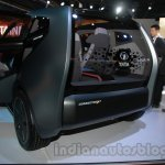 Tata ConnectNext Concept rear three quarters view