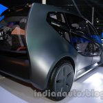 Tata ConnectNext Concept rear three quarters