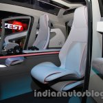 Tata ConnectNext Concept seats movable