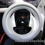 Tata ConnectNext Concept steering wheel