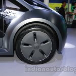 Tata ConnectNext Concept wheel hub