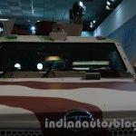 Tata LAMV front camera detail live