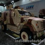 Tata LAMV front three quarter live