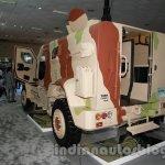 Tata LAMV rear three quarter live