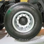 Tata LPS 4923 Lift Axle wheel