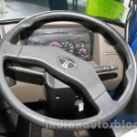 Tata LPS 4923 Lift Axle steering wheel