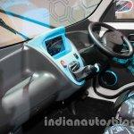 Tata Magic Iris Electric dashboard