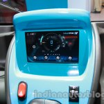 Tata Magic Iris Electric digital display