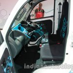 Tata Magic Iris Electric front seats