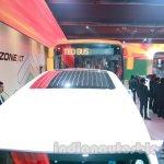 Tata Magic Iris Electric solar panel roof