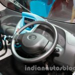 Tata Magic Iris Electric steering wheel