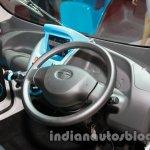 Tata Magic Iris Electric steering wheel