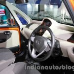 Tata Nano Twist Active Concept cockpit
