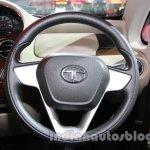 Tata Nano Twist Active Concept steering wheel