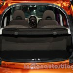 Tata Nano Twist Active Concept boot access