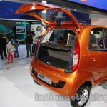 Tata Nano Twist Active Concept boot open