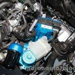 Tata Nano Twist F-Tronic Concept AMT unit location on the car