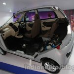 Tata Nano Twist F-Tronic Concept cut section
