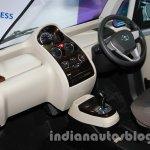 Tata Nano Twist F-Tronic Concept dashboard
