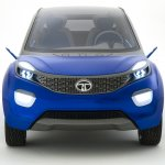 Tata Nexon Concept front view official image