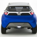 Tata Nexon Concept rear official image