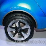 Tata Nexon alloy wheel design