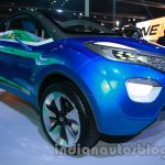 Tata Nexon front three quarter angle