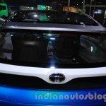 Tata Nexon glass roof