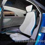 Tata Nexon rear seat