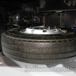 Tata Prima CX 1618 spare wheel