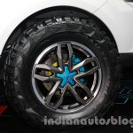 Tata Safari Storme Ladakh Concept alloy wheel design