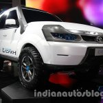 Tata Safari Storme Ladakh Concept front three quarters view