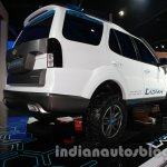 Tata Safari Storme Ladakh Concept rear three quarters