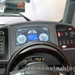Tata Starbus Urban 918 articulated bus dashboard