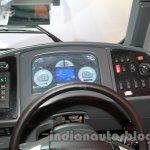 Tata Starbus Urban 918 articulated bus dashboard